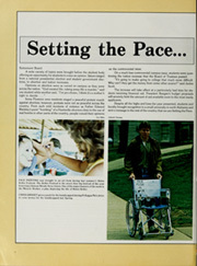 Page 12, 1985 Edition, University of North Alabama - Diorama Yearbook (Florence, AL) online yearbook collection