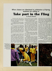 Page 16, 1985 Edition, University of North Alabama - Diorama Yearbook (Florence, AL) online yearbook collection