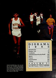 Page 5, 1985 Edition, University of North Alabama - Diorama Yearbook (Florence, AL) online yearbook collection