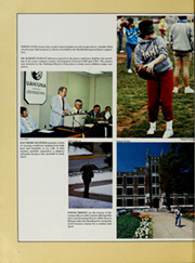 Page 8, 1985 Edition, University of North Alabama - Diorama Yearbook (Florence, AL) online yearbook collection