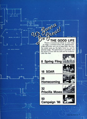 Page 11, 1987 Edition, University of North Alabama - Diorama Yearbook (Florence, AL) online yearbook collection