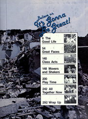 Page 3, 1987 Edition, University of North Alabama - Diorama Yearbook (Florence, AL) online yearbook collection