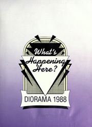 Page 3, 1988 Edition, University of North Alabama - Diorama Yearbook (Florence, AL) online yearbook collection