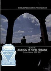 Page 5, 1988 Edition, University of North Alabama - Diorama Yearbook (Florence, AL) online yearbook collection