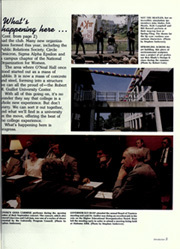 Page 9, 1988 Edition, University of North Alabama - Diorama Yearbook (Florence, AL) online yearbook collection