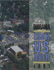 Page 1, 1991 Edition, University of North Alabama - Diorama Yearbook (Florence, AL) online yearbook collection