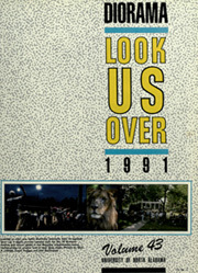 Page 5, 1991 Edition, University of North Alabama - Diorama Yearbook (Florence, AL) online yearbook collection
