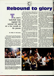 Page 12, 1992 Edition, University of North Alabama - Diorama Yearbook (Florence, AL) online yearbook collection