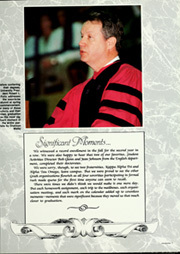 Page 9, 1992 Edition, University of North Alabama - Diorama Yearbook (Florence, AL) online yearbook collection