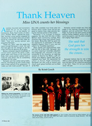 Page 12, 1994 Edition, University of North Alabama - Diorama Yearbook (Florence, AL) online yearbook collection