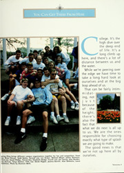 Page 5, 1994 Edition, University of North Alabama - Diorama Yearbook (Florence, AL) online yearbook collection