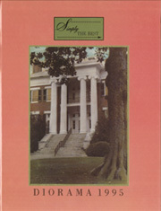 Page 1, 1995 Edition, University of North Alabama - Diorama Yearbook (Florence, AL) online yearbook collection