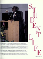 Page 11, 1995 Edition, University of North Alabama - Diorama Yearbook (Florence, AL) online yearbook collection
