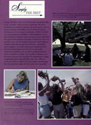Page 6, 1995 Edition, University of North Alabama - Diorama Yearbook (Florence, AL) online yearbook collection