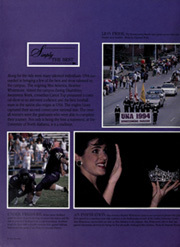 Page 8, 1995 Edition, University of North Alabama - Diorama Yearbook (Florence, AL) online yearbook collection