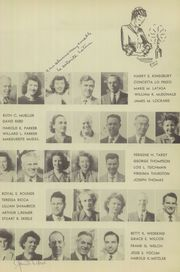 Page 11, 1949 Edition, Leuzinger High School - Pylon Yearbook (Lawndale, CA) online yearbook collection