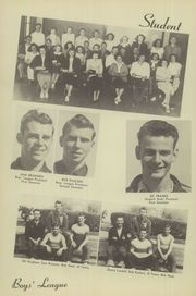Page 12, 1949 Edition, Leuzinger High School - Pylon Yearbook (Lawndale, CA) online yearbook collection