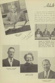Page 8, 1949 Edition, Leuzinger High School - Pylon Yearbook (Lawndale, CA) online yearbook collection