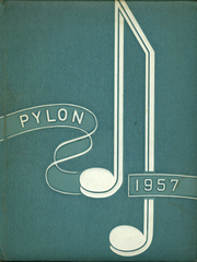 1957 Edition, Leuzinger High School - Pylon Yearbook (Lawndale, CA)