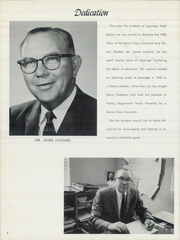 Page 8, 1965 Edition, Leuzinger High School - Pylon Yearbook (Lawndale, CA) online yearbook collection