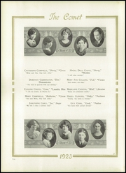 Page 14, 1923 Edition, Austin High School - Comet Yearbook (Austin, TX) online yearbook collection