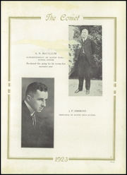 Page 7, 1923 Edition, Austin High School - Comet Yearbook (Austin, TX) online yearbook collection