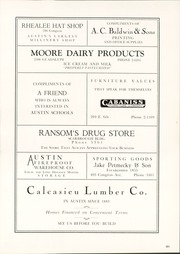 Page 205, 1940 Edition, Austin High School - Comet Yearbook (Austin, TX) online yearbook collection