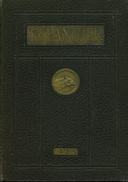 1923 Edition, Central High School - Panther Yearbook (Fort Worth, TX)