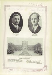 Page 15, 1923 Edition, Central High School - Panther Yearbook (Fort Worth, TX) online yearbook collection