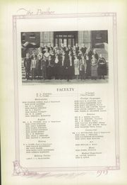 Page 16, 1923 Edition, Central High School - Panther Yearbook (Fort Worth, TX) online yearbook collection
