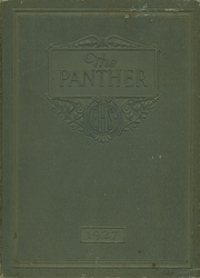 Central High School - Panther Yearbook (Fort Worth, TX) online yearbook collection, 1927 Edition, Page 1