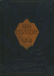 Central High School - Panther Yearbook (Fort Worth, TX) online yearbook collection, 1929 Edition, Page 1