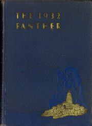 Central High School - Panther Yearbook (Fort Worth, TX) online yearbook collection, 1932 Edition, Page 1