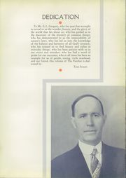 Page 9, 1933 Edition, Central High School - Panther Yearbook (Fort Worth, TX) online yearbook collection