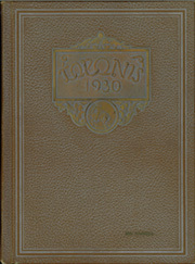 1930 Edition, Gooding High School - Toponis Yearbook (Gooding, IN)