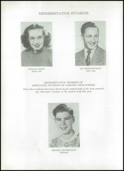 Page 16, 1948 Edition, Gooding High School - Toponis Yearbook (Gooding, IN) online yearbook collection
