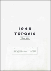 Page 5, 1948 Edition, Gooding High School - Toponis Yearbook (Gooding, IN) online yearbook collection