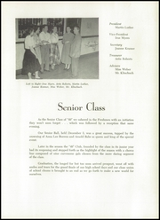 Page 15, 1949 Edition, Gooding High School - Toponis Yearbook (Gooding, IN) online yearbook collection