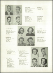 Page 16, 1949 Edition, Gooding High School - Toponis Yearbook (Gooding, IN) online yearbook collection