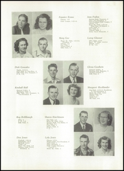 Page 17, 1949 Edition, Gooding High School - Toponis Yearbook (Gooding, IN) online yearbook collection