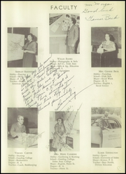 Page 13, 1950 Edition, Gooding High School - Toponis Yearbook (Gooding, IN) online yearbook collection