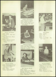 Page 14, 1950 Edition, Gooding High School - Toponis Yearbook (Gooding, IN) online yearbook collection