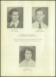 Page 16, 1950 Edition, Gooding High School - Toponis Yearbook (Gooding, IN) online yearbook collection