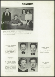 Page 13, 1959 Edition, Gooding High School - Toponis Yearbook (Gooding, IN) online yearbook collection