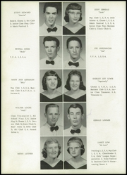 Page 16, 1959 Edition, Gooding High School - Toponis Yearbook (Gooding, IN) online yearbook collection