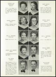Page 17, 1959 Edition, Gooding High School - Toponis Yearbook (Gooding, IN) online yearbook collection