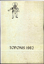 1962 Edition, Gooding High School - Toponis Yearbook (Gooding, IN)