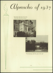 Page 14, 1937 Edition, Allentown Preparatory School - Alprescho Yearbook (Allentown, PA) online yearbook collection