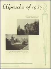 Page 15, 1937 Edition, Allentown Preparatory School - Alprescho Yearbook (Allentown, PA) online yearbook collection