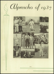 Page 16, 1937 Edition, Allentown Preparatory School - Alprescho Yearbook (Allentown, PA) online yearbook collection